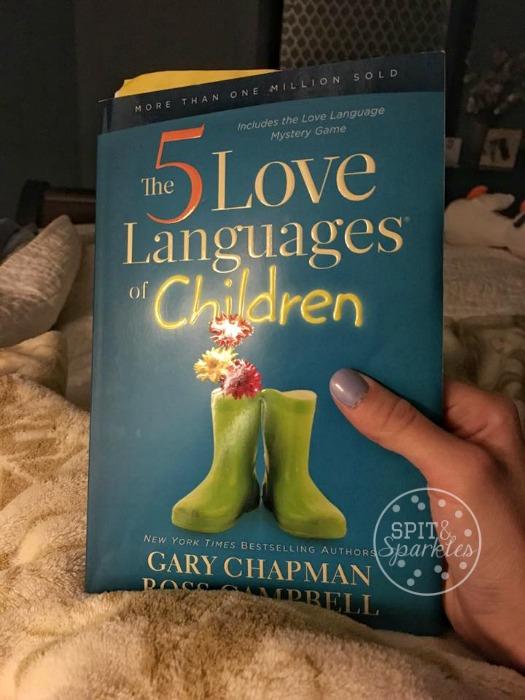 Love languages for children, parenting twins, spit and sparkles blog