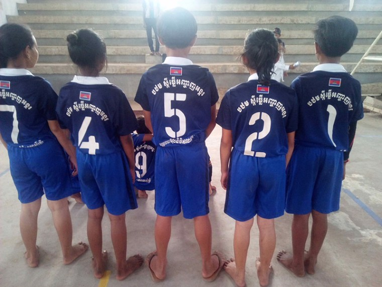 football team uniforms