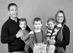 Cantoni Family 2010