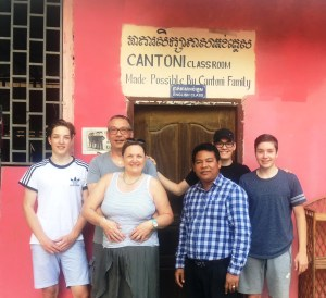 Cantoni Family 2018