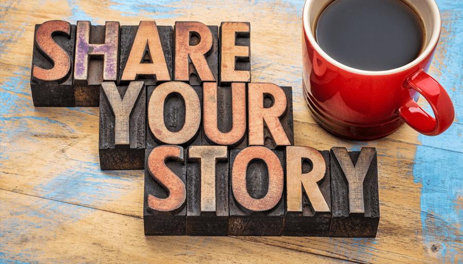 Storytelling: seja uma marca que -faz- e conta histórias.