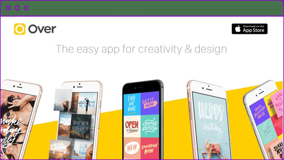 7 apps alternativos para criar conteúdo visual para suas redes sociais