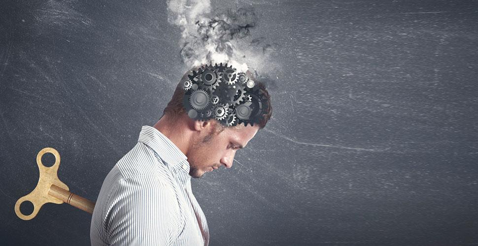 O Cérebro no limite: saiba mais sobre a Estafa Mental