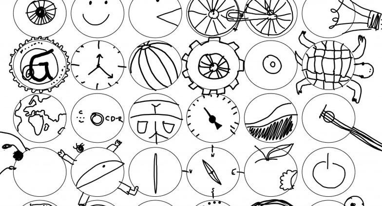 Thirty circles test, mash-ups e outros exercícios para exercitar a criatividade.