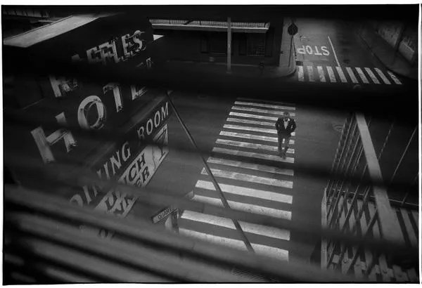 Raffles Hotel, 1975
