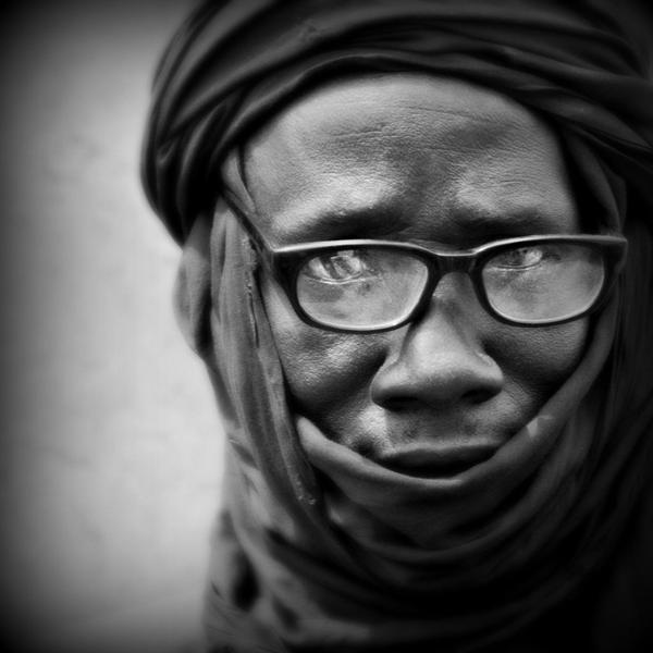 Sand Worn Glasses - Timbuktu