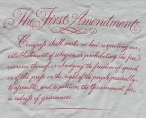 12th annual First Amendment Awards