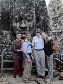 Photobomb, Cambodia style!