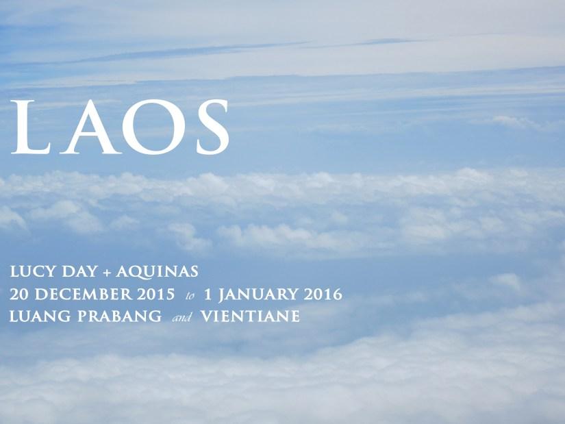 Laos (December 2015)