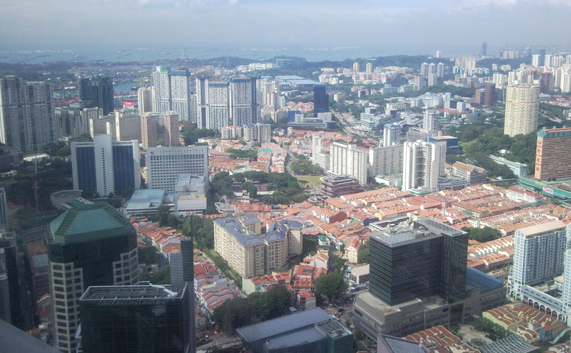 Life in Singapore