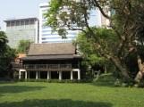 Suan Pakkad Palace museum grounds.