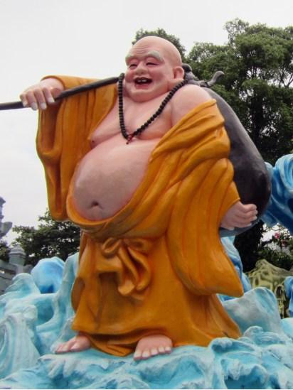 Laughing Buddha.