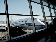 You need a big plane for those twelve-hour flights.