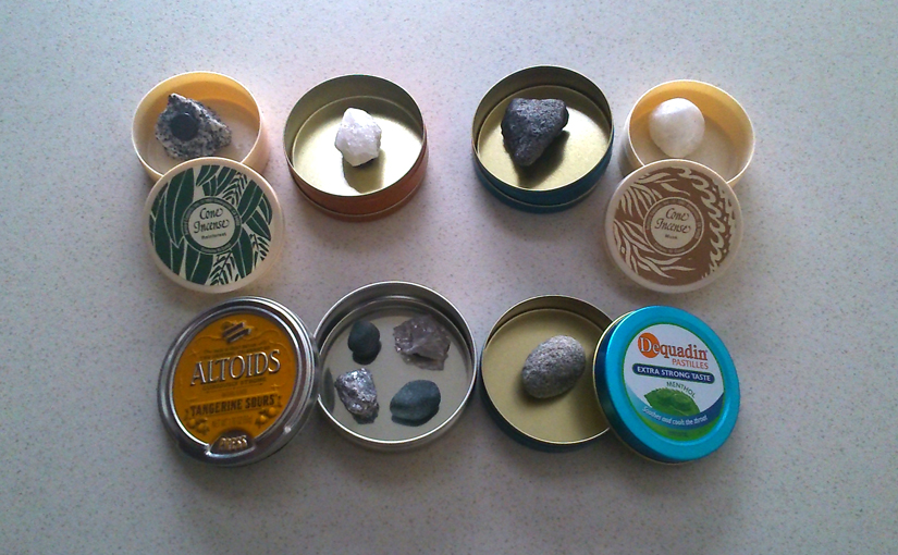 Rock magnets