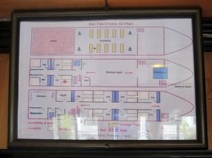 boat floor plan