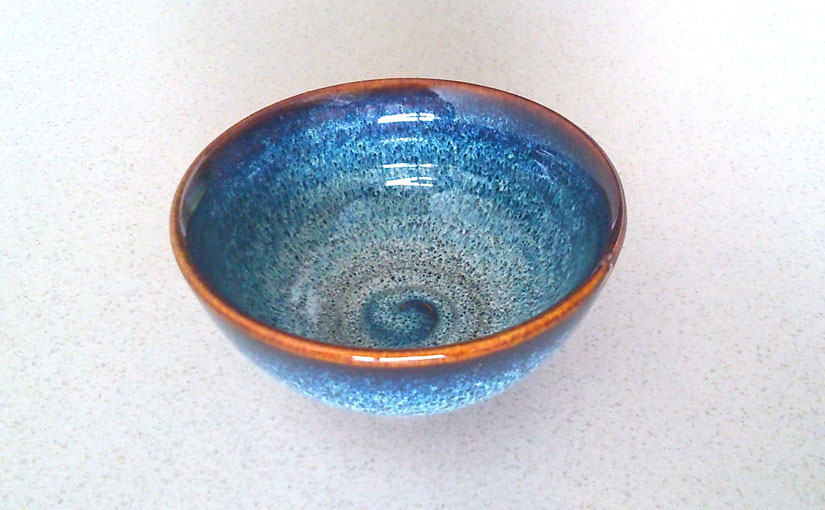Small little bowl from Vietnam