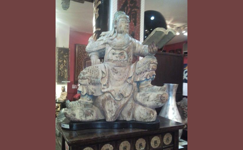 Guan Yu aka Guan Gong