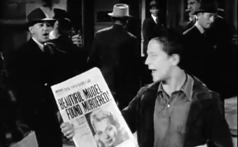 I Wake Up Screaming aka Hot Spot (1941)