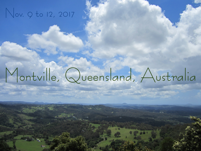 Montville, Queensland, Australia