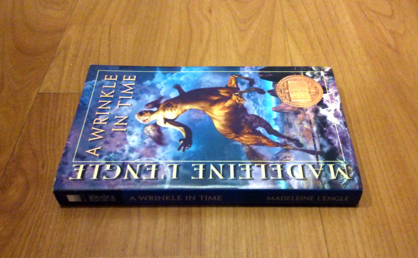 A Wrinkle in Time by Madeleine L'Engle (again)