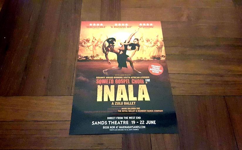 Inala: A Zulu Ballet (Singapore 2019)