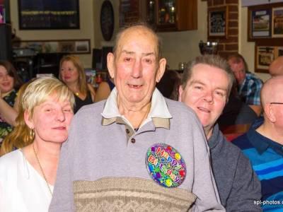 Grandads 85th Birthday Bash