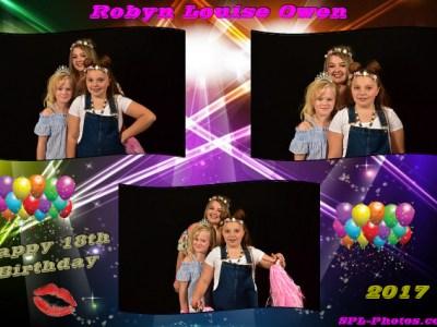 Robyn Louise Owen 18th Birthday Bash