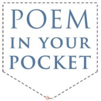 Put a Poem in Your Pocket Today