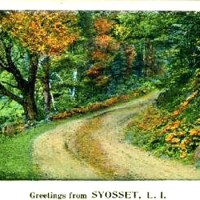 """Greetings from Old Syosset"""