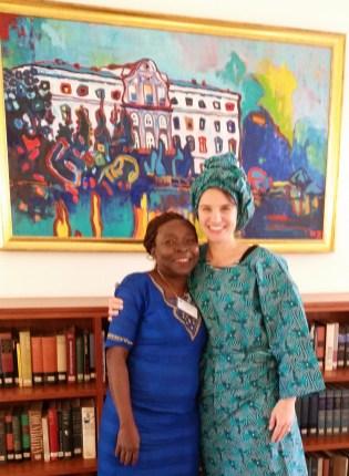 Kate Salzburg Nigeria Kiki