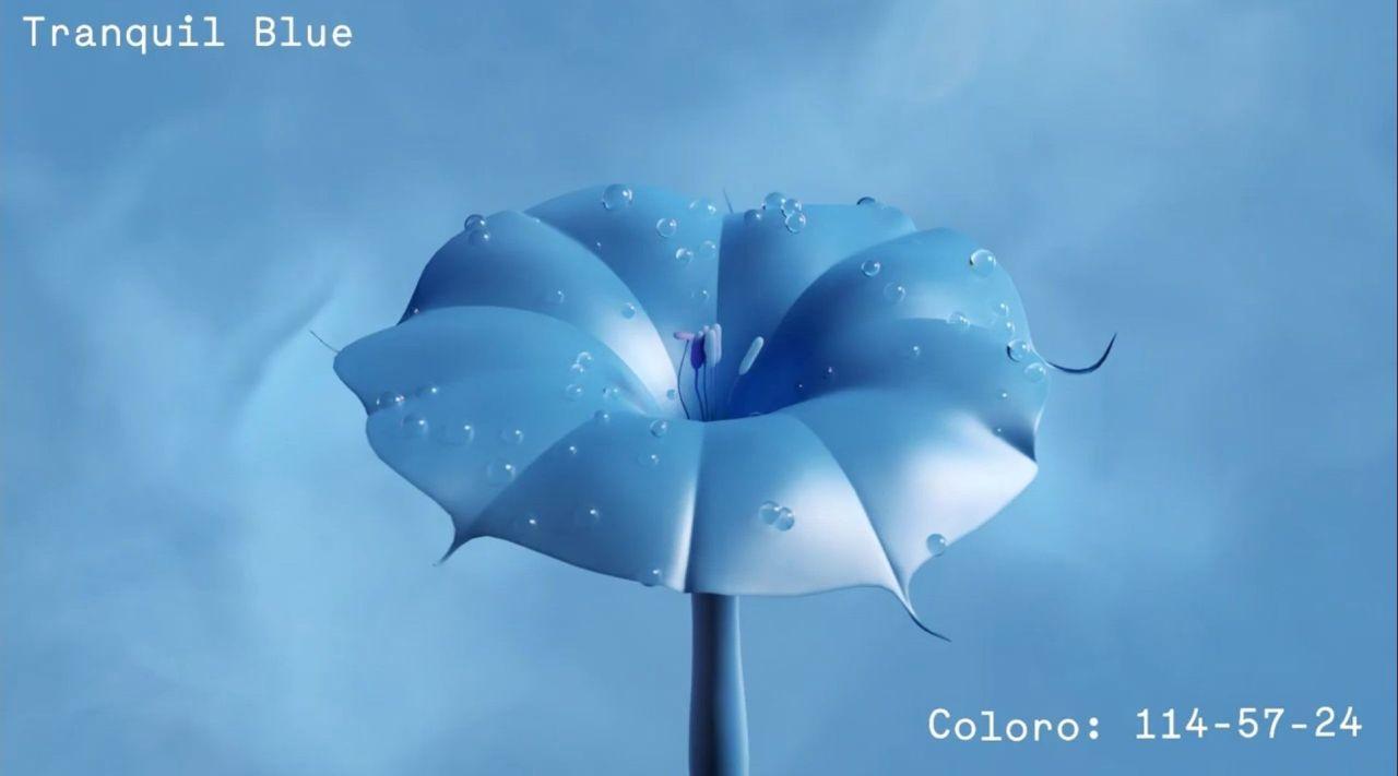 trendy colours ss23 blue
