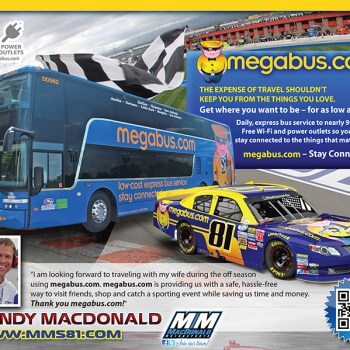 Mega Bus Distribution Design