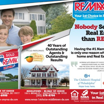 Remax 1st Choice Ad