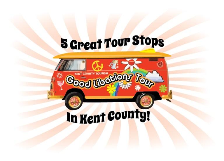Kent County Delaware Libations Tour