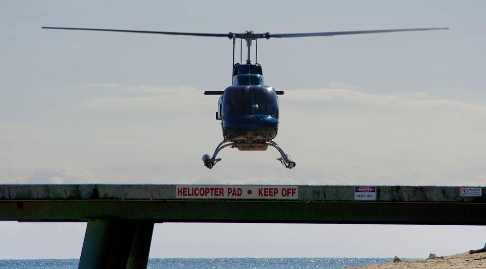 Green Island Chopper