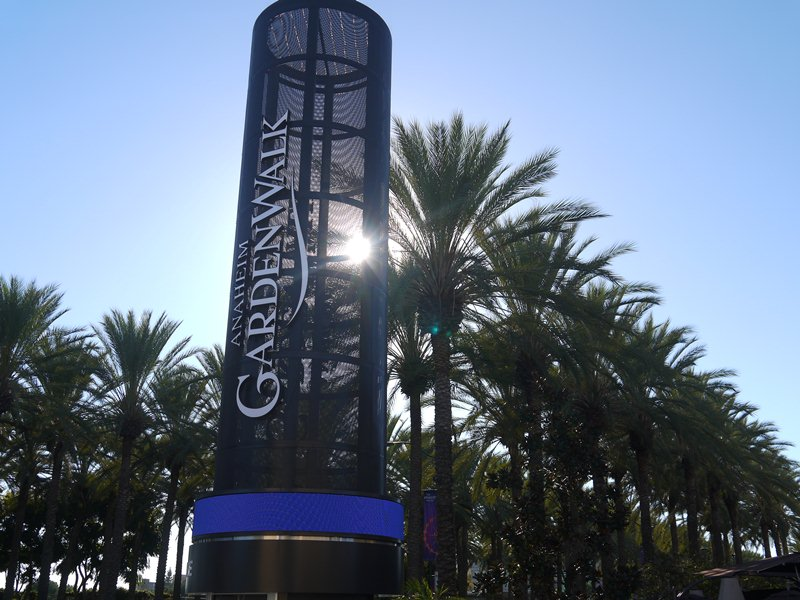 Restaurants In Garden Walk Anaheim: Anaheim GardenWalk Chef Challenge