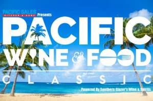 2018 Pacific Wine & Food Classic
