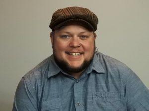 Photo of playwright Duff Norris