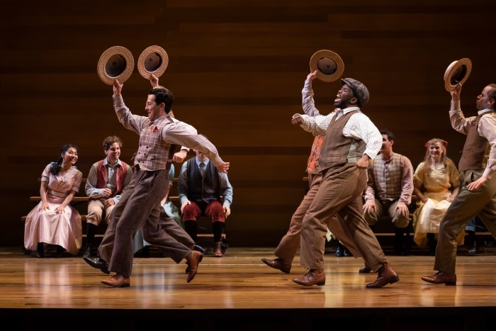 The Music Man review- The classic in revival at Goodman