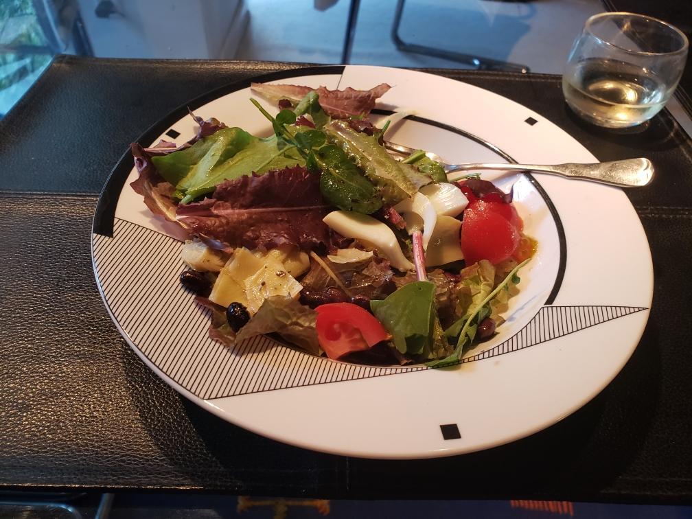salad varied green