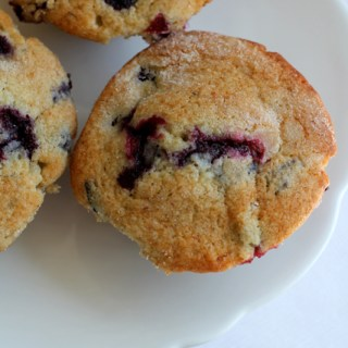 Project NYT: Jordan Marsh's Blueberry muffins