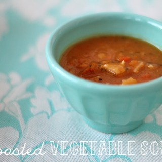 A cure for what ails you: Roasted vegetable soup