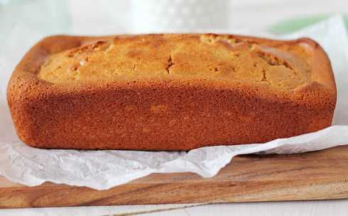 Maple Yogurt Pound Cake5