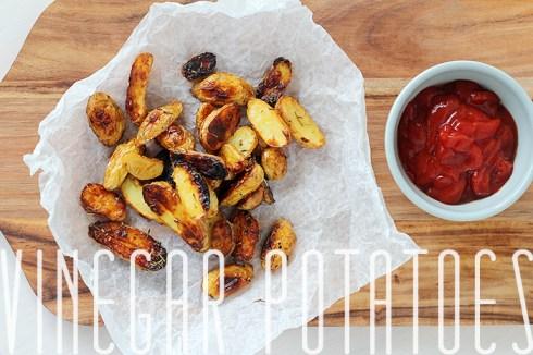 Vinegar Potatoes