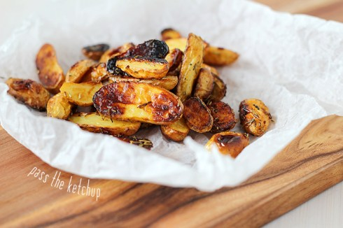 Vinegar Potatoes8