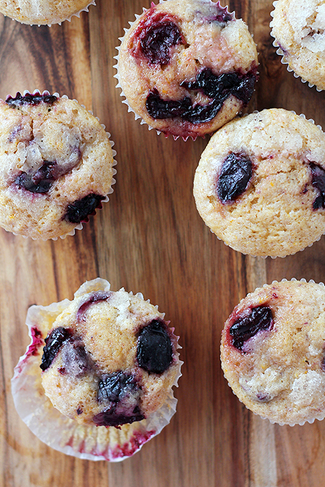 Cherry Maple Muffins2