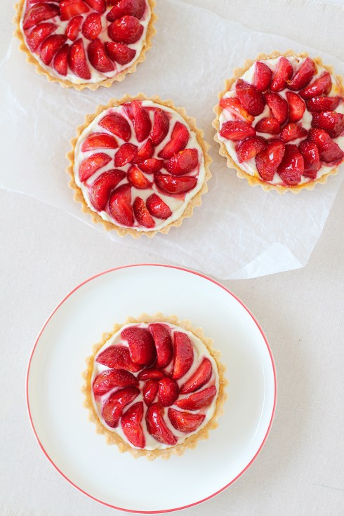Strawberry Tartlettes3