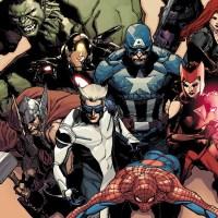 Alguns Destaques do Checklist Marvel/Panini Para Fevereiro/2016