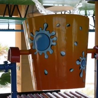 Splash Bucket