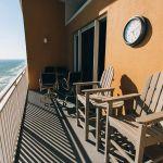 Splash Panama City Beach Condo 2102W Balcony
